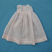 Late 19th c. Factory Pale Pink Chemise