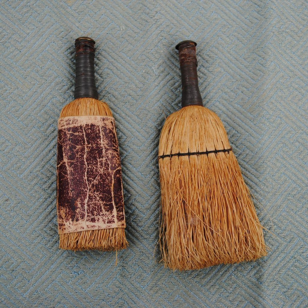 2 Shaker Brushes....Size Small