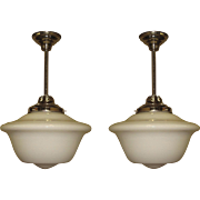 Extra Large School House Light 2 available priced each