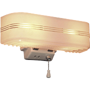 Bathroom Sconce | c.1930 | 2 Bulb