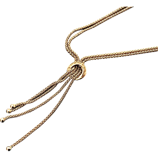 Great 9Kt 375 White Gold Diamond Necklace