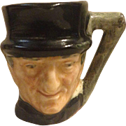 John Peel Tiny Toby Character Jug Royal Doulton Tinies
