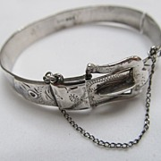 English Bracelet Buckle/Form