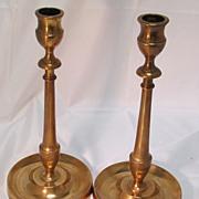 Rare Copper Candlesticks
