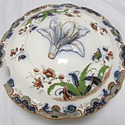 Antique Soup Tureen Lid English
