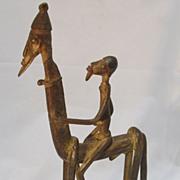 African Dogon  Bronze