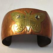 Cuff Bracelet Brass