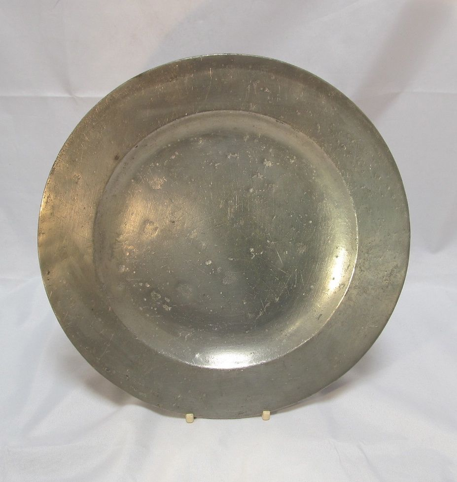 Pewter Plate London From Thesteffencollection On Ruby Lane