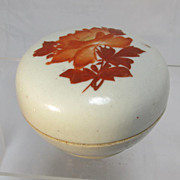 Antique Chinese Seal Paste Box