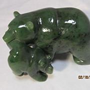 Eskimo Jade  Polar Bear
