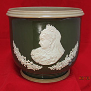 Antique Queen Victoria Jardiniere Diamond Jubilee