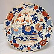 19th Century Masons Imari Plate