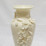 Irish Belleek Porcelain Vase