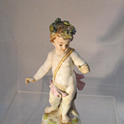 Meissen Figure of a Putti