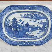 Antique Chinese Export Platter