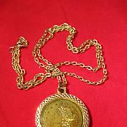 1776 Medallion Necklace