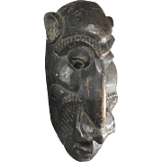 Large African Mask/Sculpture