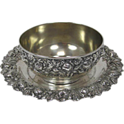 American Sterling Bowl and Tray