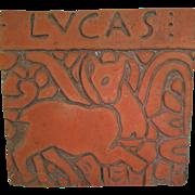 Terra Cotta Tile L V C A S