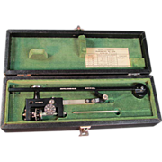 Planimeter drafting kit