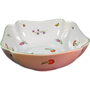 Tiffany Bowl Limoges