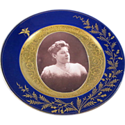 Royal Vienna Photograph Plate