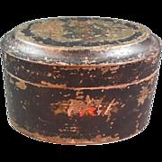 Old Chinese Tea Tin