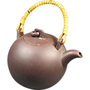 Chinese Pottery Tea Pot