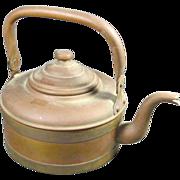 Copper Teakettle