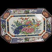 Japanese Porcelain Platter