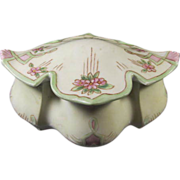 Art Nouveau RS Prussia Dresser Box