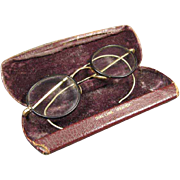 Old English Spectacles/Eye Glasses