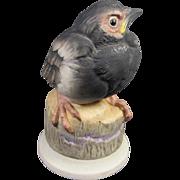 Boehm Bisque Magpie Figurine
