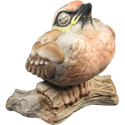 Boehm Bisque Bird  Figurine