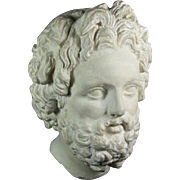 Hellenistic - Style Head of Greek God