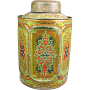 Chinese Tea Tin /Canister