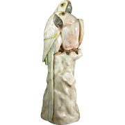 Art Deco Parrot Figurine