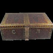 Old Steel Storage Box