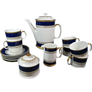 Loucky Coffee/Tea service for Six