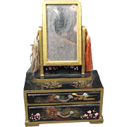 Japanese Doll House Dresser