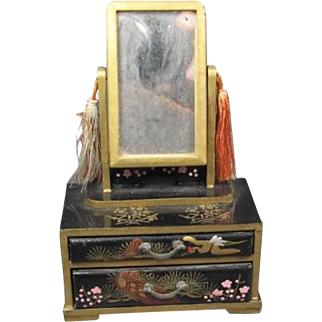 Japanese Doll House Dresser