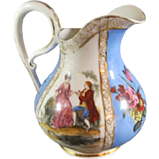 Classic style Pitcher / Creamer
