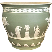 Antique Wedgwood Jasperware Jardinere