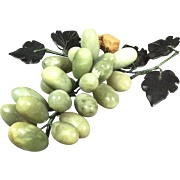 Celadon Hard - Stone Grape Cluster