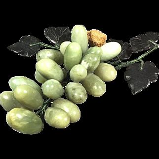 Celadon Hard - Stone Grape Cluster