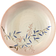 Foliate Japanese Bowl