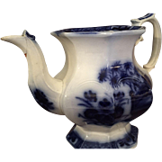 19th Century Staffordshire Tea Pot