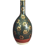Japanese Enameled Porcelain Vase