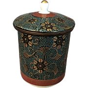 Japanese Covered Jar