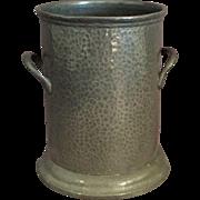 English Pewter Wine Cooler/Chiller